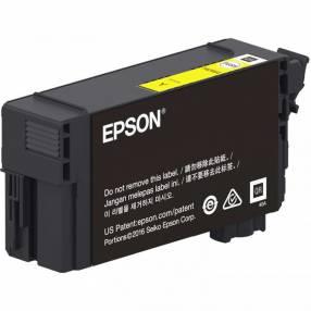 Tinta Epson T40W420 amarillo ultra chrome (T3170)