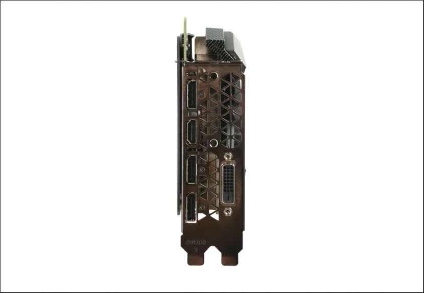 VGA ZOTAC GTX1080 AMP 8G/DDR5X/256 bits 1682/10000 - 4