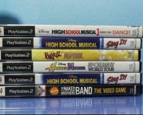 Juegos para PlayStation 2