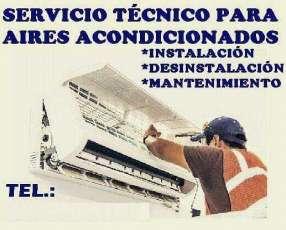 Técnico en Aires Acondicionados