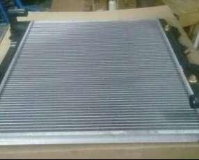 Radiador para Mitsubishi Tritón