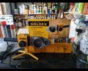 Máquina termofusora Goldex