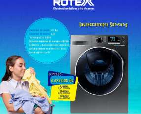Lavasecarropa Samsung