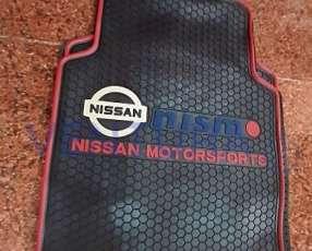 Alfombra para Nissan