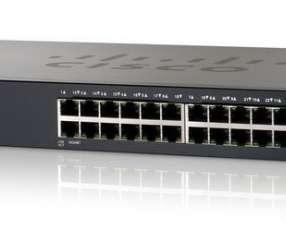 SG300-28 28-port gigabit managed switch