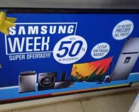 Smart TV LED Samsung 40 pulgadas 5290
