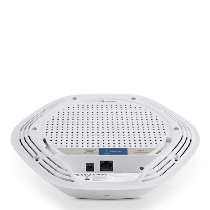 Linksys dual bad ac1750 3x3 poe access point - 1