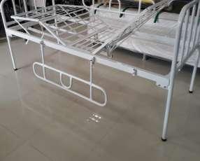 Alquiler de cama de 2 movimientos manual