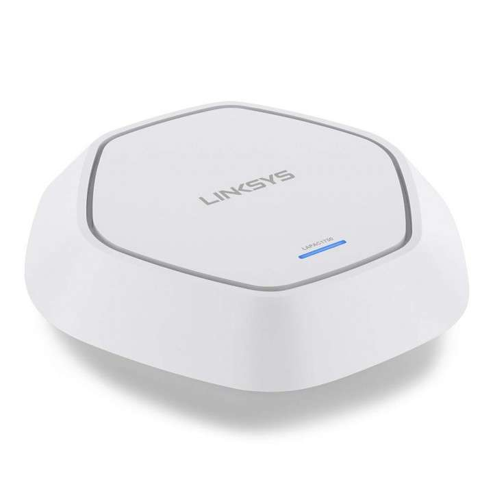 Linksys dual bad ac1750 3x3 poe access point - 0