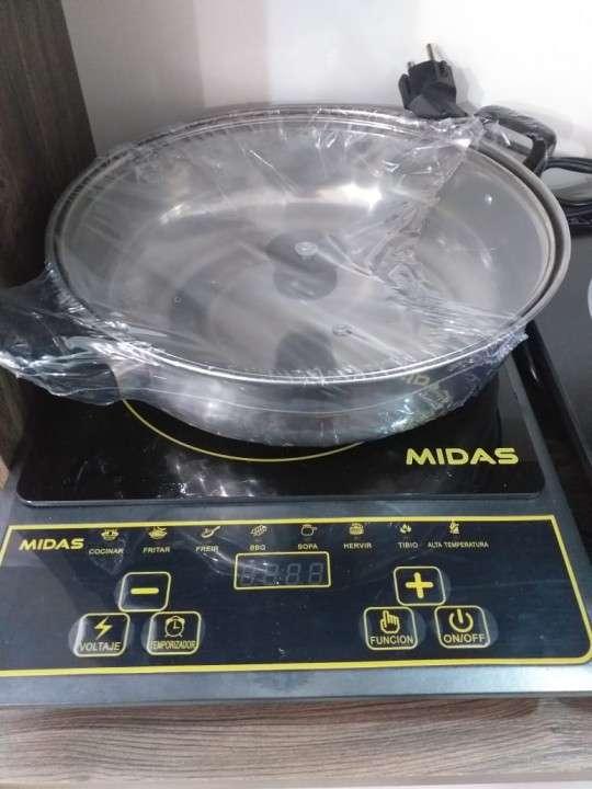 Placa infrarroja Midas - 0