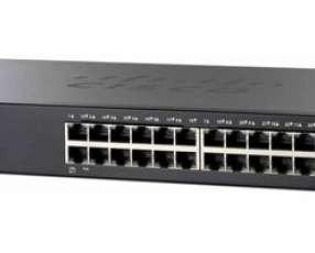 CISCO SG220-26P 26-port gigabit poe smartplus switch