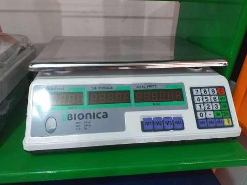 Balanza digital Bionica