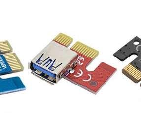 Adaptador USB 3.0 a PCI-E 1X