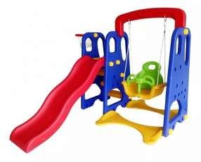 Parquecitos infantiles tiernos y seguros