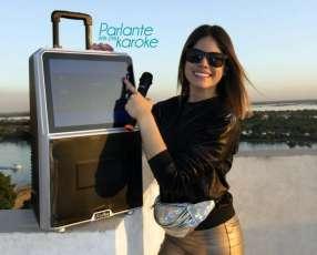 Parlante KPB -298 Karaoke