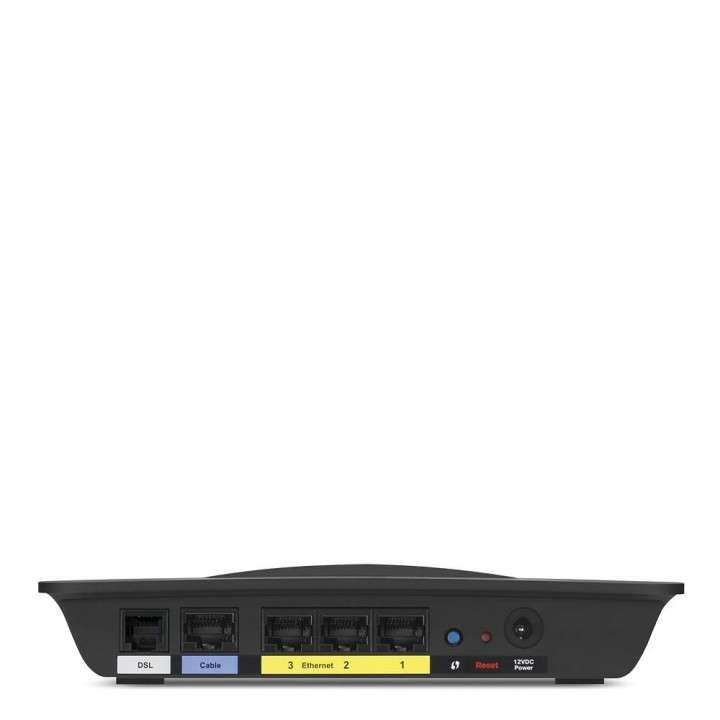LinksysX1000SingleBandWireless-NADSL2+ModemRouter - 2
