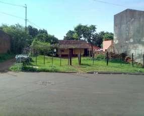 Terreno de 448 m2 en Barrio Universal de Encarnación