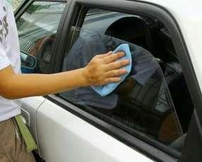 Servicio de pulidos para vidrios