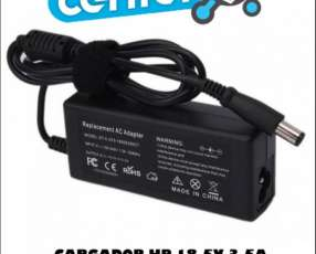 Cargador para notebook HP 18.5V 3.5A PIN DV4 - 65W