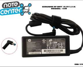 Cargador para notebook HP Envy 19.5V 2.31A original 45W