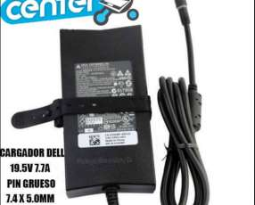 Cargador para notebook Dell 19.5V 7.7A pin grueso 150W