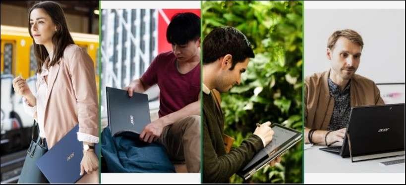 Notebook Acer Aspire - 1