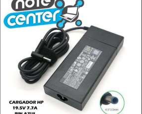 Cargador para notebook HP Envy 19.5V 7.7A original 150W