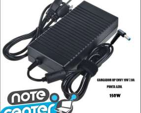 Cargador para notebook HP Envy 19V 7.9A pin azul 150W