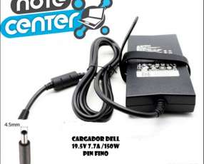 Cargador para notebook Dell 19.5V 7.7A pin fino 150W