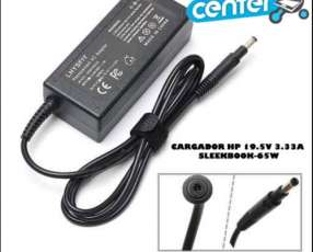 Cargador para notebook HP 19.5V 3.33A Sleekbook 65W