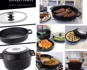 Cacerolas y utensilios de cocina Essen