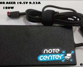 Cargador para notebook Acer 19.5V 9.23A - 180W