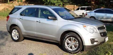 Chevrolet Equinox 2012 flex automático - 0