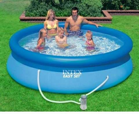 Piscina inflable para 6 personas