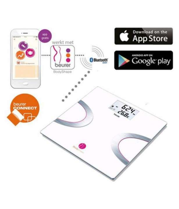 Balanza Digital beurer BodyShape - 0