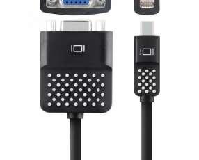 Adapter displayport mini displayport to vga