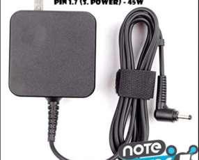 Cargador para notebook Lenovo 20V 2.25A pin 1.7 (S/POWER) -45W