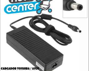 Cargador para notebook Toshiba Asus 19V 6.3A 5.5X2.5 -120W