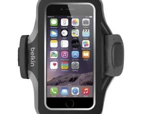 SlimFit Plus Armband for iPhone 6 - Black