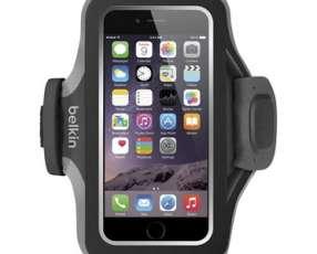 SlimFit Plus Armband for iPhone 6 - Black