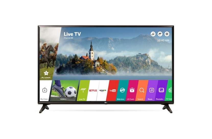 TV LED LG 43 pulgadas modelo 5400 FHD - 0