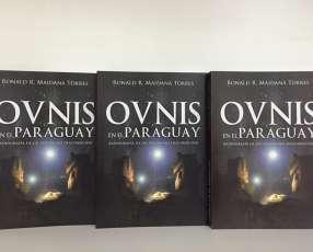 Libro Ovnis en el Paraguay
