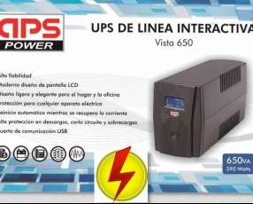 UPS APS Power Vista 650
