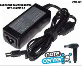 Cargador para notebook Samsung ultra 19V 3.42A pin 3.0-65W