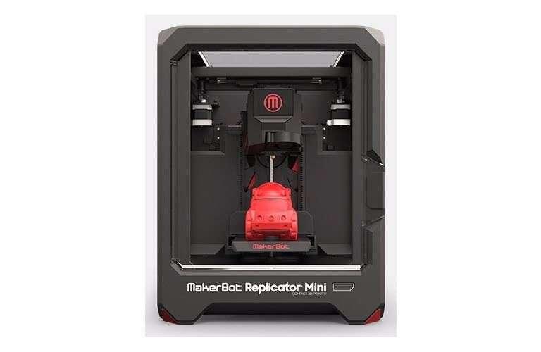 MakerBotReplicator Mini Compact 3D Printer - 0