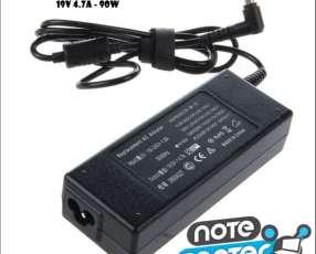 Cargador para notebook Toshiba 19V 4.7A - 90W