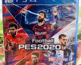 Juego PS4 Pess 20