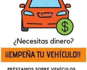Empeño de vehículos