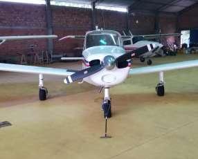 Avioneta Beechcraft Musketter