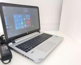 Notebook Core i7 hp envy 15t-k100 táctil